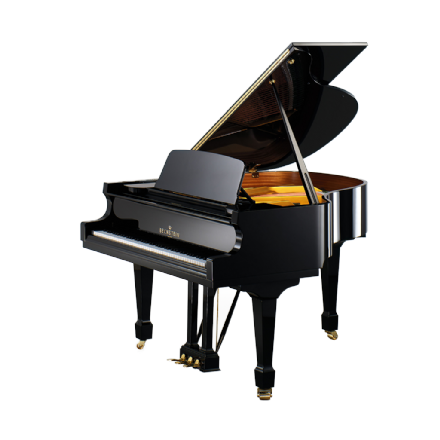 "Bechstein B175 (5' 9"") Grand Piano Black NEW"